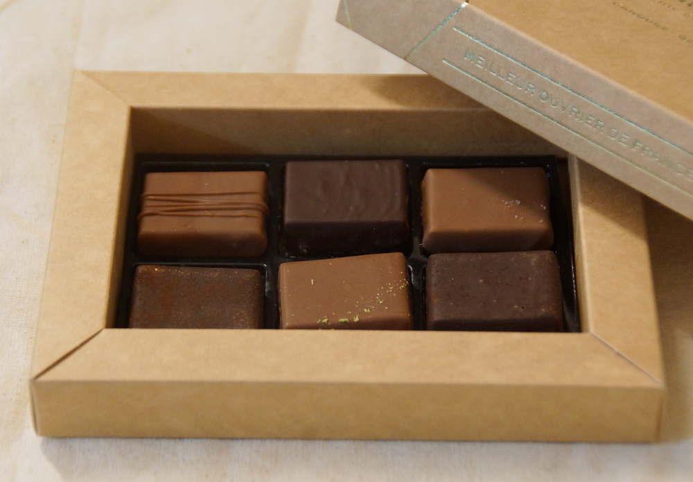 ショコラアソート アントル ドゥー