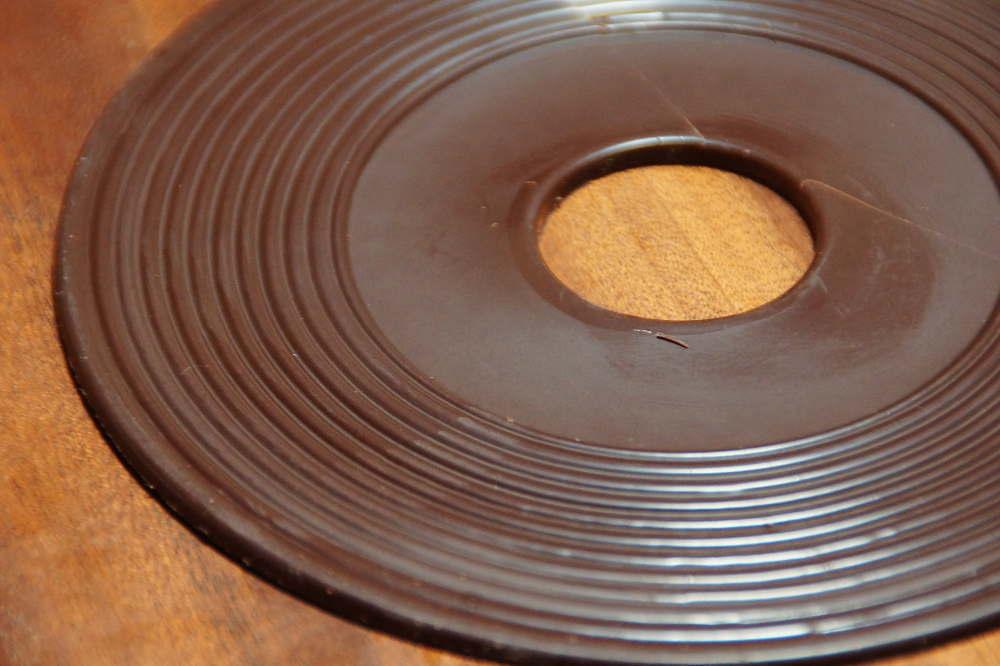 7インチレコードチョコレート