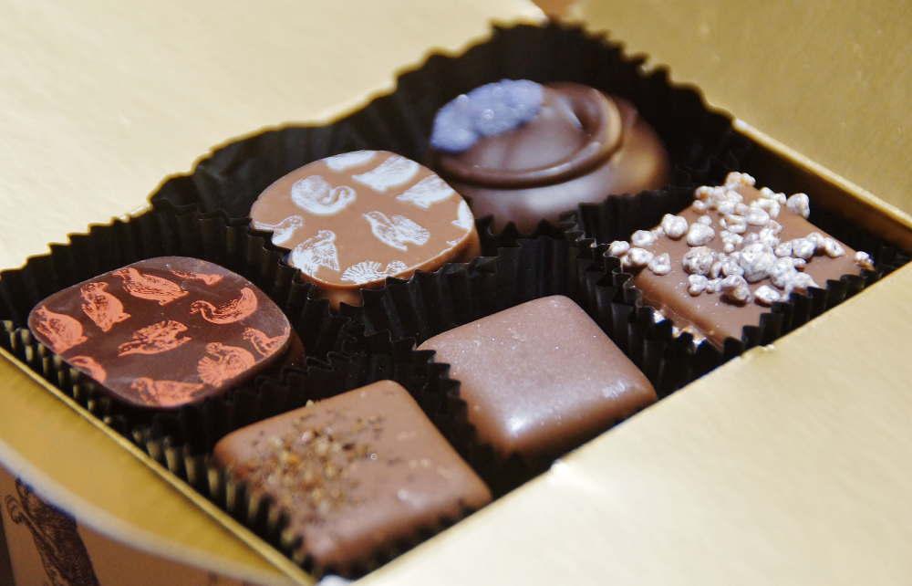 ロココチョコレートのボンボンショコラ