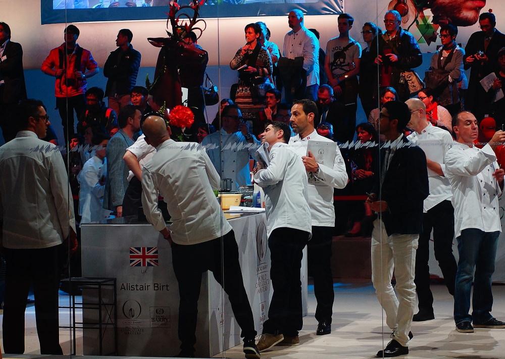 ワールドチョコレートマスターズ 2015年大会