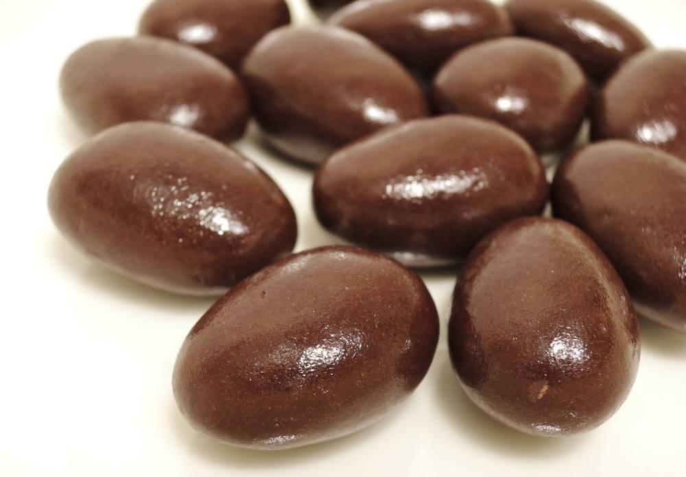 パンコーティングチョコレート