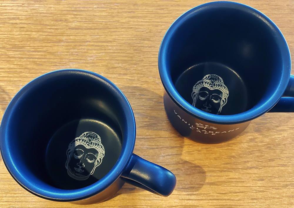 バニラビーンズ 鎌倉店 大仏のマグカップ