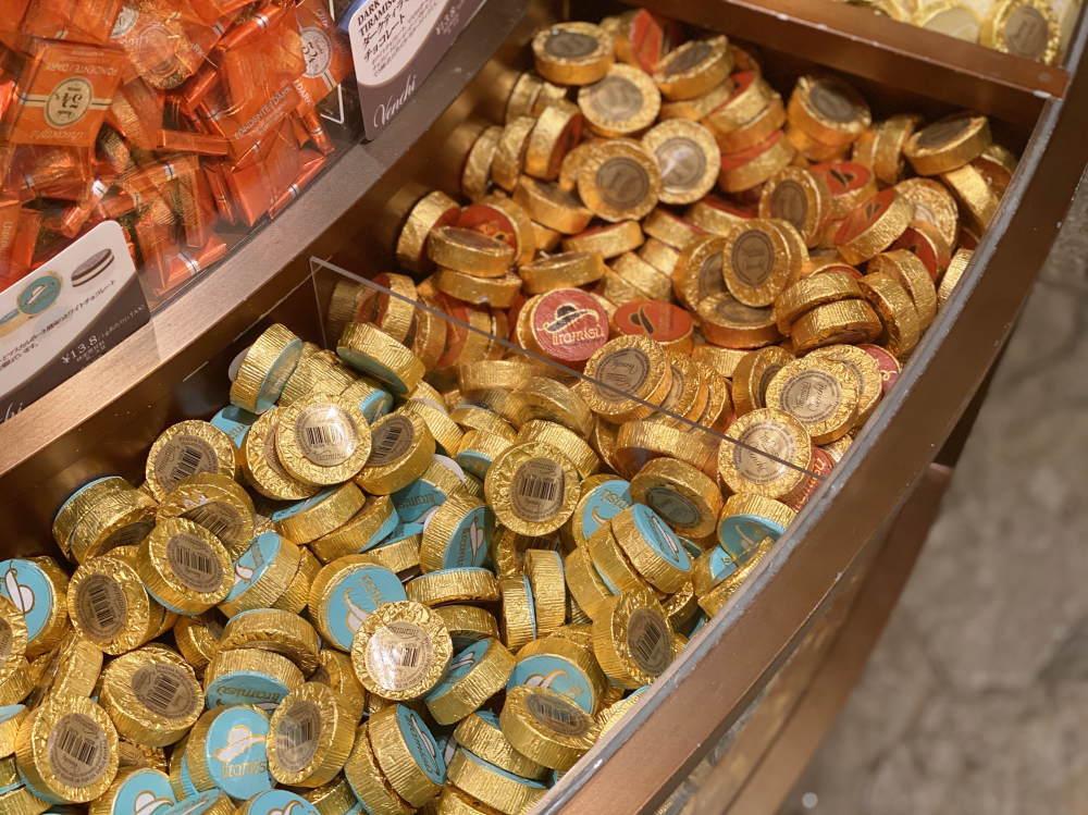 ヴェンキのエスプレッソチョコレート