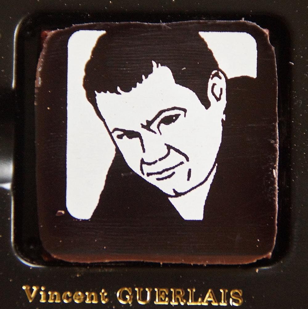 ヴァンサンゲルレ プロフィール写真